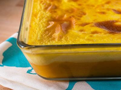 pumpkin layer pudding
