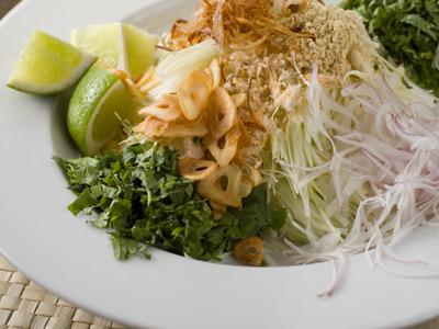 Burmese coleslaw hsaba please eat ingredients forumfinder Gallery