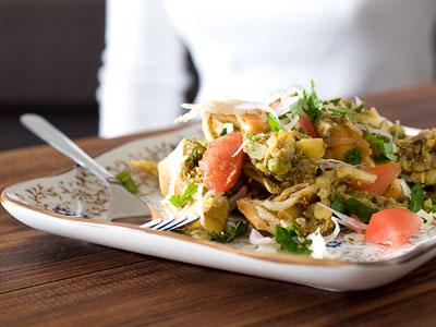 samosa salad