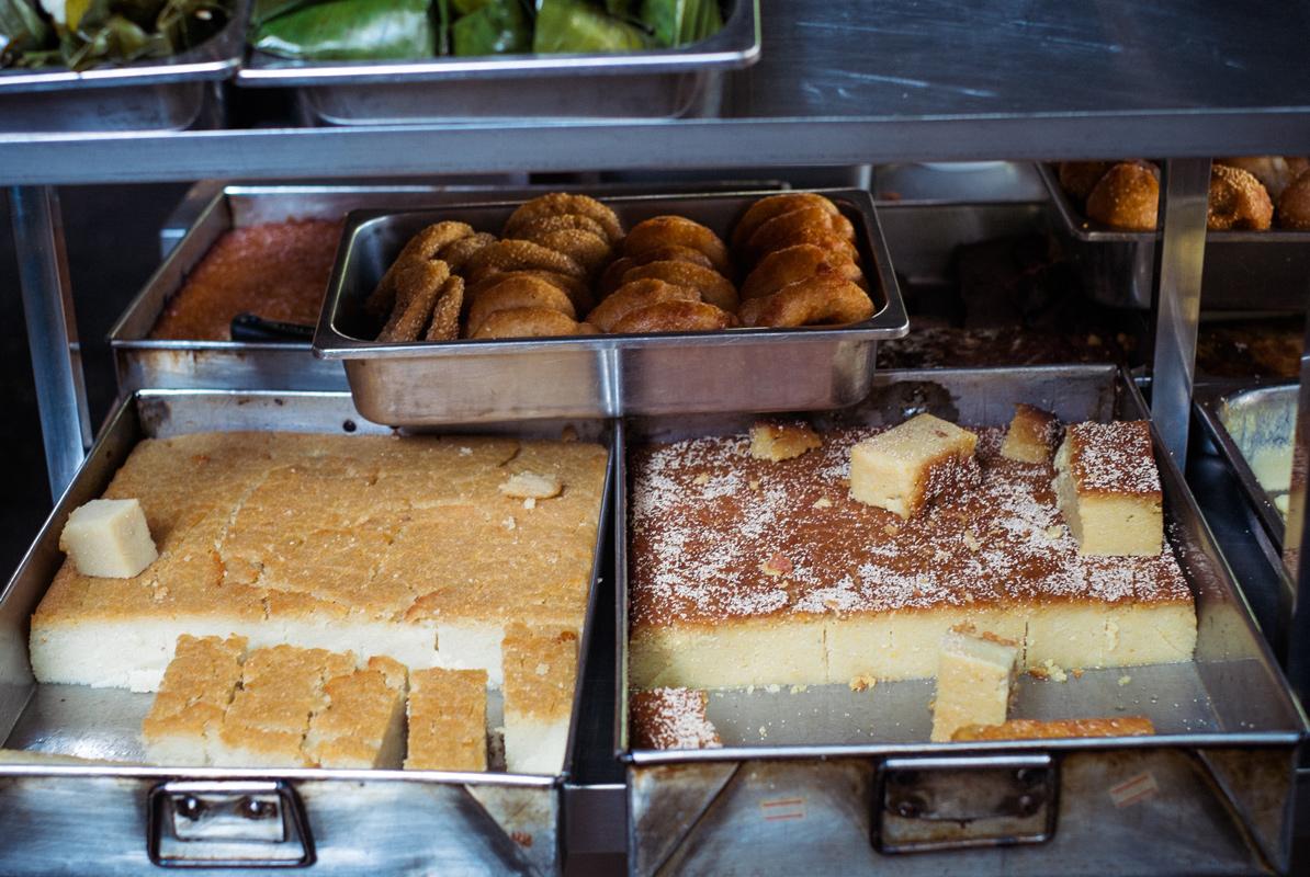 Burmese sweets