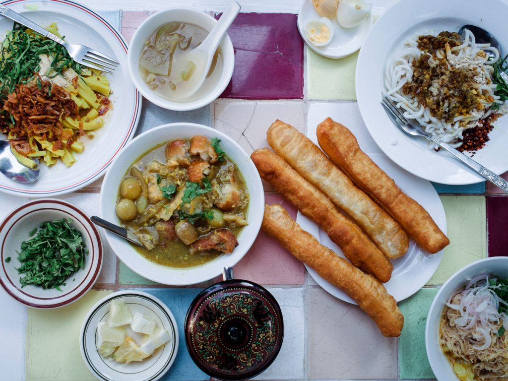 Burmese food at feel myanmar yangon if you want burmese food then ill take you to feel myanmar restaurant myint han my cousin say to us we squeeze into a taxi and head north passing forumfinder Choice Image
