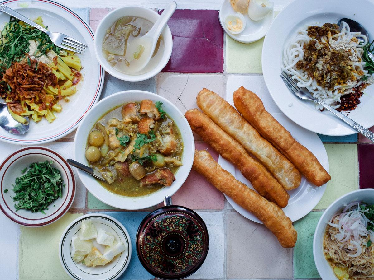 burmese brunch
